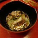 精進料理 醍醐 - 海老芋