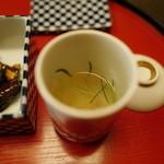 精進料理 醍醐 - 蕎麦の実