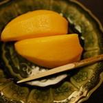 精進料理 醍醐 - 柿