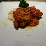 エノテカラウラ - 豚タンと白いんげん豆
