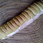 TRANQUILO BREAD - ハムチーズサンド ながっ