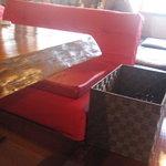 仙人掌 - カウンター席はカップルシート