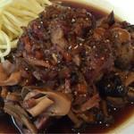 45300381 - テールのお肉がトロけ、素晴らしい仕上がり♪