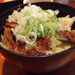 グリーンハウス - ステーキ丼(ランチ)