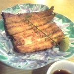 清泉 - 鰻白焼き