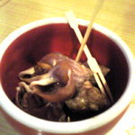 清泉 - つぶ貝