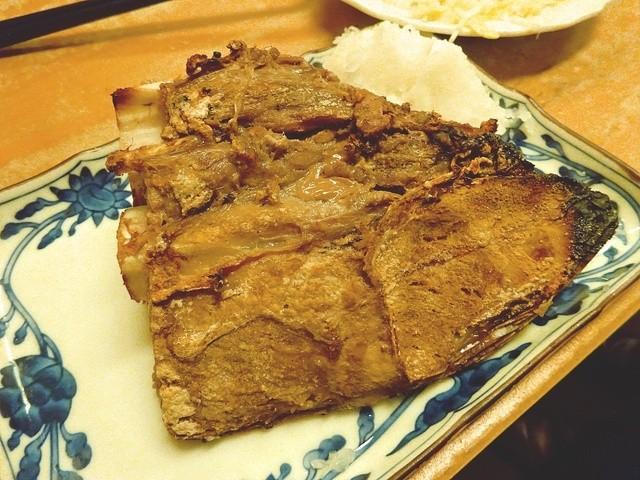 イチゴー - マグロカマ塩¥400