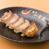 博多一幸舎 - 料理写真:皮から手作りの博多一口餃子