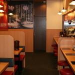 博多一幸舎 - 博多一幸舎の中で、IH設置店舗は2店舗のみ。