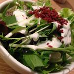ブルズ - ランチセットのサラダ