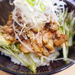 麺屋 翔 - 極め豚丼300円かな