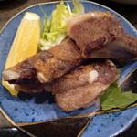 花しょうぶ - 豚ソーキ肉塩焼き