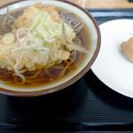 むさしの - 稲荷とお蕎麦