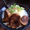 ラーメン 一遊 - 料理写真:濃厚豚骨塩ラーメン、細麺で(830円)