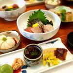 おか西 - 料理写真:会席コース
