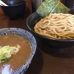 つけ麺 弥七  - つけ麺(大盛)