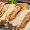 Tonkatsubutanikuryourikobutaya - 料理写真:フィレかつサンドはお持ち帰りにも人気です。