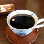 カフェレスト マハロ - コーヒー