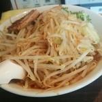 らーめん 浜笑 - 浜醤二郎ラーメン860円