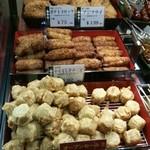 ハマケイ - 惣菜各種。
