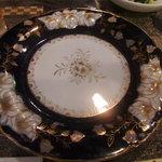 シルクロード・タリムウイグルレストラン - お皿