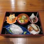 くげ庵 - 前菜5品盛合せ