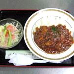 お食事処 おおもり - 料理写真:ハヤシライス