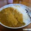 錦 - 料理写真:カツカレー