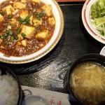 45331370 - ランチ 麻婆豆腐