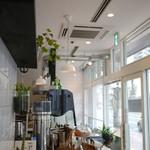 トノマチ コーヒー スタンド - inside