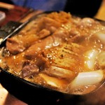 45333133 - 鶏鍋