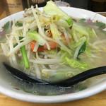 45333391 - 野菜たっぷりタンメン