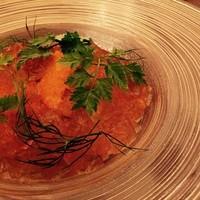 ユリイカ - 季節野菜のムース
