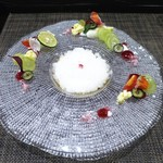 Calme Elan 神楽坂 - 野菜とフルーツのデセール