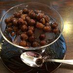 喜み家 - 豆かん(白味噌雑煮のセット)