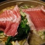 バーミヤン - 料理写真:火鍋しゃぶしゃぶ食べ放題
