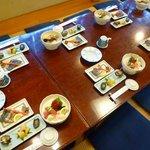 東寿司 - 宴会風景