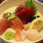 東寿司 - お造り