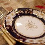 シルクロード・タリムウイグルレストラン - 皿(さら)