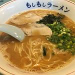 餃子会館 - みそラーメン=550円