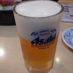 大衆酒蔵 日本海 - 生ビール