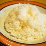 カレー魂 デストロイヤー - とり、ぶた、羊の3種肉MIXカレー!(ライス 普通盛り:270g)