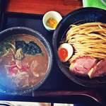 らーめんstyle JUNK STORY - 煮干と鶏のガチ味噌つけ麺