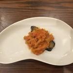 洋風ダイニング Ciel - トリッパのトマト煮