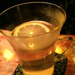 Bar Amber - 冬のホットカクテル