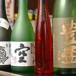 てーぶる・まうんてん - 日本酒イメージ