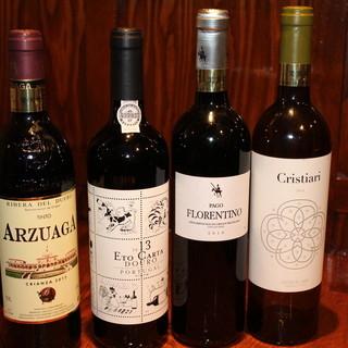 手ごろな価格のワイン