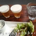 45344804 - サービスのミニ生ビール
