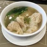百樂潮州酒家 - 鮮蝦雲呑麺 $68