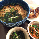 知久屋 - 料理写真:お昼ご飯1